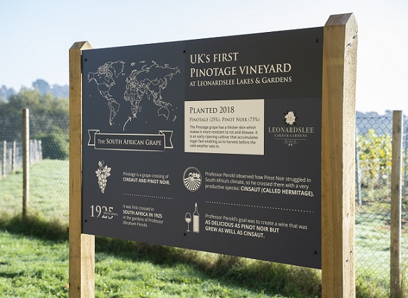 pinotage vyd Sign