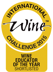 Shortlisted for Wine Educator of the Year
