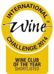 Shortlisted for Wine Club of the Year
